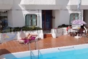 Poolparty in Puerto Rico aufgelöst - bis zu 30.000 € Bußgeld warten! (inkl. Video)