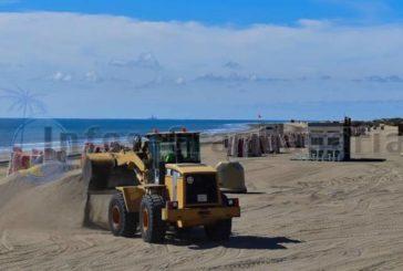 Im Süden von Gran Canaria wird ordentlich aufgeräumt - Einwandfreier Zustand angestrebt