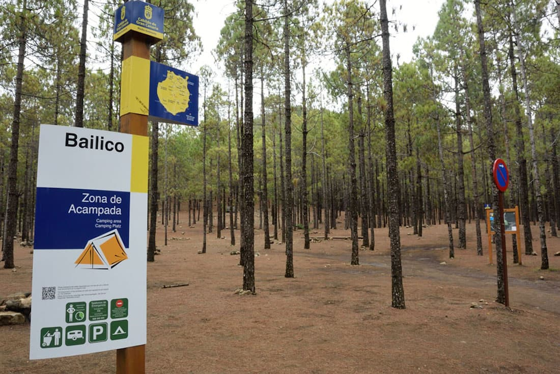 Campingplatz Bailico
