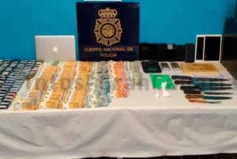 Drogen-Verkaufsstelle in San Fernando aufgelöst - 6 Festnahmen