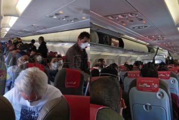 Laut EU ist ein freier Mittelsitz auf Flügen nicht notwedig