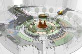 Am Montag starten die Umbauarbeiten am Plaza de España in Las Palmas