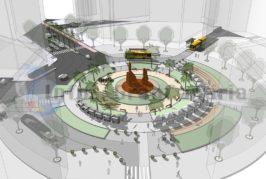 Plaza de España in Las Palmas wird vollständig umgebaut und fast Autofrei!