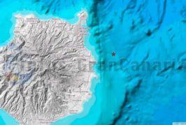 8 Erdbeben auf Teneriffa  & Gran Canaria - Das stärkste hatte einen Wert von 3,6