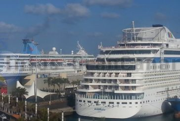 Trotzt Coronapandemie, 25.000 Kreuzfahrtpassagiere seit November registriert