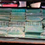 Über 57 Kilo Kokain sichergestellt – Mann wegen Drogenschmuggel verhaftet