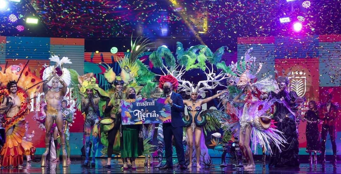 Karneval Las Palmas 2022 - Motto