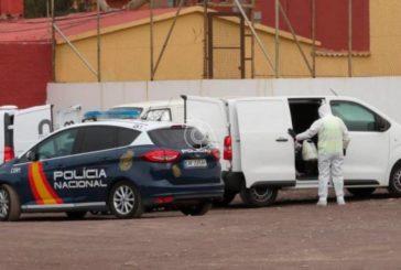 Leichnam in Telde in einem Van gefunden