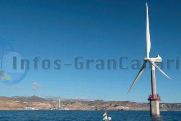 Erster Offshore Windpark vor der Südostküste von Gran Canaria entsteht