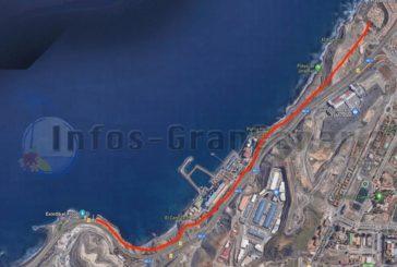 Gigantische Promenade zwischen Telde und Las Palmas in Planung