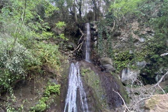 grosser Wasserfall