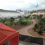 Bauarbeiten am alten Inselstadion fast abgeschlossen, im Juli alles offen