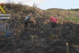 2 Festnahmen wegen des Waldbrandes in San Mateo vom 24. Mai 2020