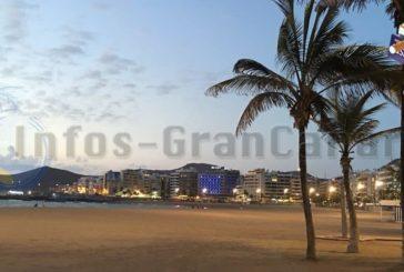 Rauchverbot am Las Canteras und anderen Stränden von Las Palmas aufgehoben