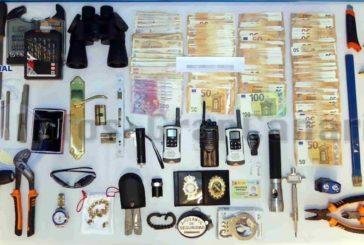 Einbruch in Maspalomas mit etwa 150.000 € Beute - 2 Verhaftungen