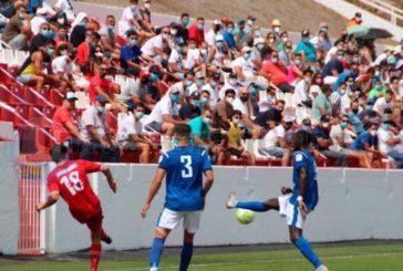 Erstes Fußballspiel in Spanien vor Publikum auf den Kanaren