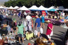 Grabbel-Markt in San Fernando startet an diesem Wochenende wieder!
