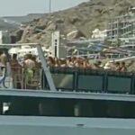 Anzeige gegen Partyveranstalter einer Bootsparty in Mogán inkl. Video