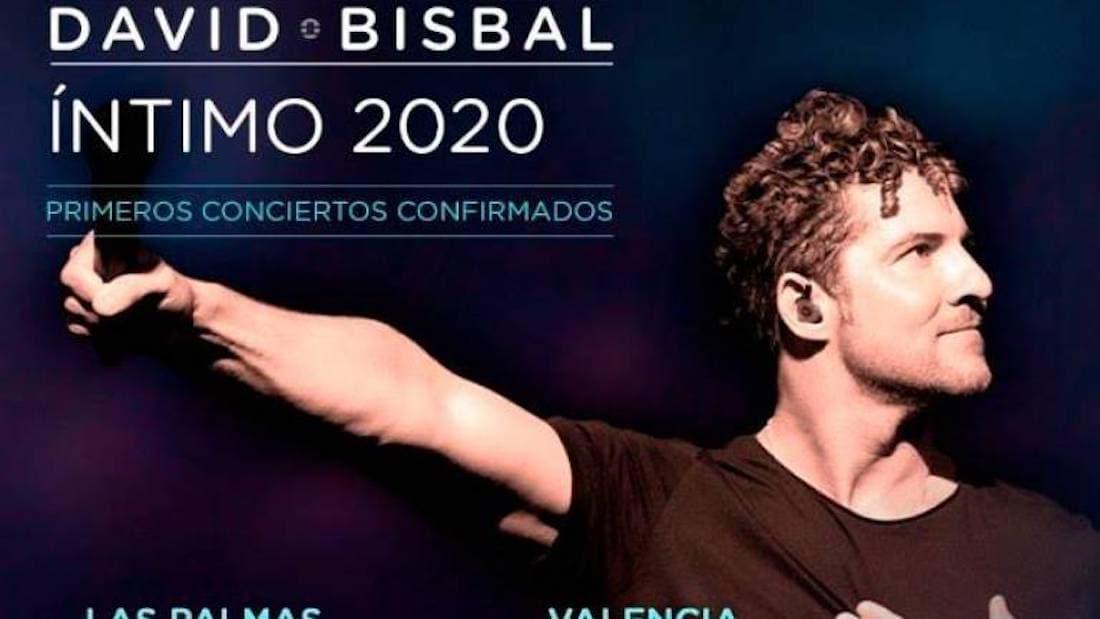 Konzert David Bisbal 2020