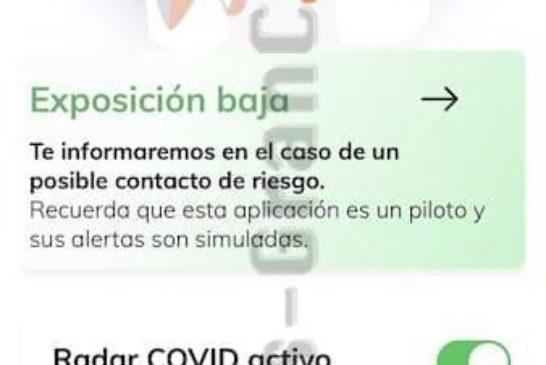 Corona-Warn-App Hauptbild