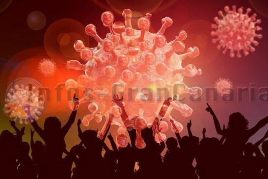 Aktuell gibt es 28 Brutherde des Coronavirus auf den Kanaren