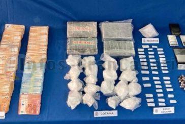 Drogendealer in Las Palmas festgenommen - 5,7kg Kokain & fast 60.000 € sichergestellt