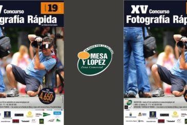 15. Wettbewerb für schnelles Fotografieren auf der Mesa y Lopez