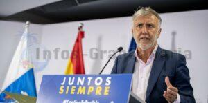 Inselpräsident Torres PSOE