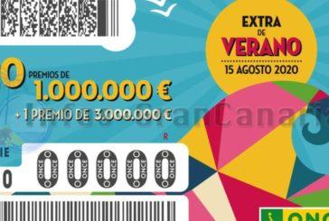 Glücklicher Gewinner: Neuer ONCE Millionär in Las Palmas