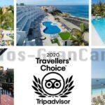 Tripadvisor Travellers Choice 2020 vergeben, aber…