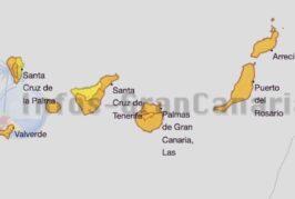 Wetter-Warnung wegen Hitze wird auf Stufe orange für alle Inseln angehoben