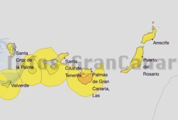 Wetterwarnung Gran Canaria auf Stufe orange angehoben - Andere Inseln nun gelb