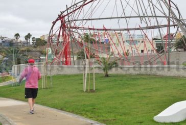 Stadtpark in Tamaraceite eröffnet - Bauphase 1 fertiggestellt