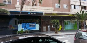 Bankia und Caixa