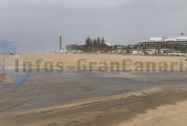 Durchbruch zwischen Atlantik und Charco Maspalomas soll Naturschutzgebiet