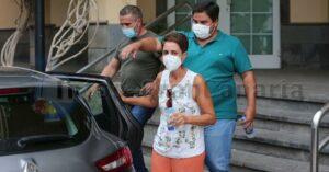 Onalia Bueno nach Verhaftung
