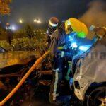 Erneut brennen 2 Autos in der Nacht, diesmal in Jinamar (Telde)