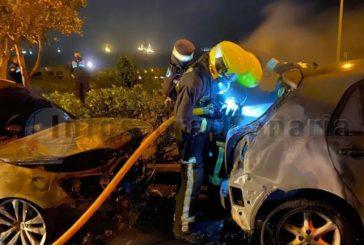 Mutmaßlicher Auto-Feuerteufel von Polizei festgenommen!
