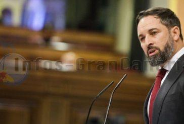 Abascal (VOX) kassiert die höchste Niederlage bei einem Misstrauensantrag in der spanischen Geschichte