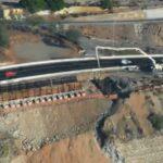 Video: Vogelperspektive zur Baustelle auf der GC-1 bei Las Palmas