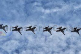 NATO-Luftwaffe aus 5 Ländern zur Kampfübung auf den Kanaren