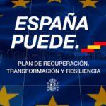 Aufbauplan #PlanEspañaPuede mit 10 Säulen von Sánchez vorgestellt