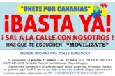 Aufruf zur Demo in Maspalomas für Tourismus, Gastro und Freizeit