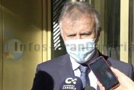 Präsidentenkonferenz: Torres wird von Sánchez mehr Geld für die Kanaren einfordern