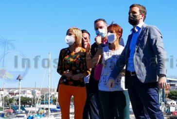 Casado spontan auf Gran Canaria - Kritik an Regierung zur Flüchtlingskrise