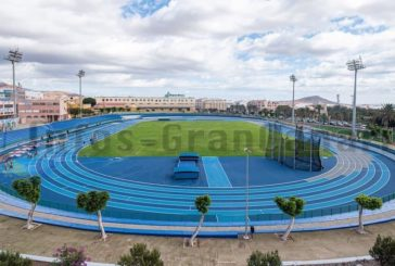 Stadionumbau für mehr al 1 MIO € in Vecindario abgeschlossen