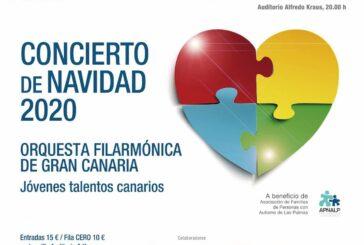 KONZERT: Philharmonie Orchester Gran Canaria Weihnachten 2020
