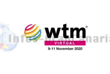 Kanaren nehmen am virtuellen World Travel Markt 2020 teil