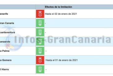 Corona-Ampel der Kanaren: Teneriffa weiter ROT, La Gomera ebenfalls auf ROT