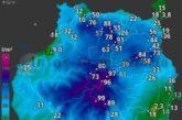 Fast 100 Liter Regen pro m² in 7 Tagen in Teilen von Gran Canaria - Inkl. Video